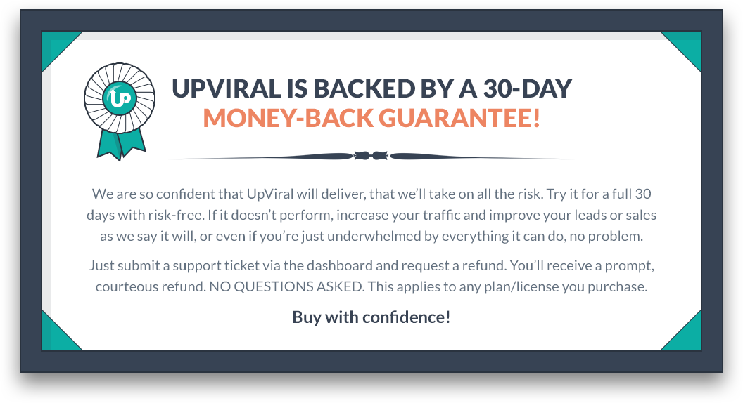 Special offer upviral consider this just one successful campaign using upviral will easily cover the cost of your license while paying for itself many times over fandeluxe Gallery
