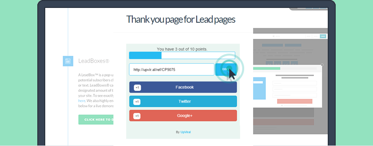 make your content easy to share