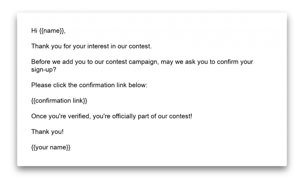 5 Contest Follow Up Emails You Should Send With Examples Upviral